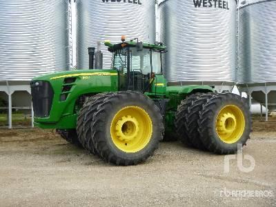 2010 JOHN DEERE 9630 4WD Tractor