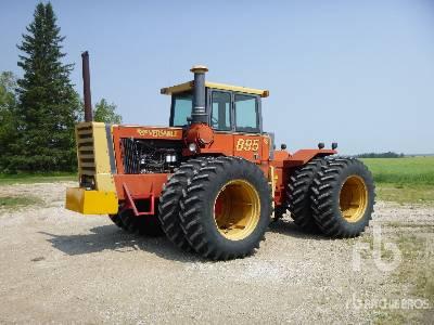 VERSATILE 895 MFWD Tractor