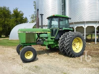 1980 JOHN DEERE 4640 2WD Tractor