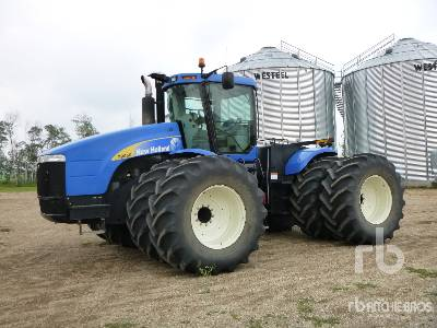 2008 NEW HOLLAND T9060HD 4WD Tractor