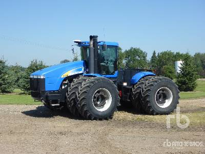 2008 NEW HOLLAND T9050 4WD Tractor