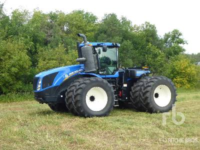 2014 NEW HOLLAND T9.565 HD 4WD Tractor