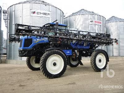 2011 NEW HOLLAND SP.275R 120 Ft High Clearance Sprayer