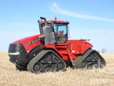 2016 CASE IH 620 Quadtrac Track Tractor