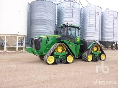 2016 JOHN DEERE 9620RX Track Tractor