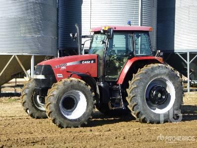 CASE IH MXM190 Pro MFWD Tractor
